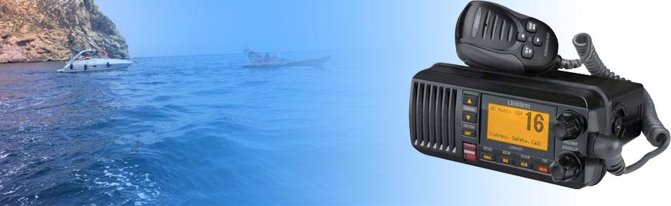 prácticas de radio pnb, per, patron de yate o capitán de yate
