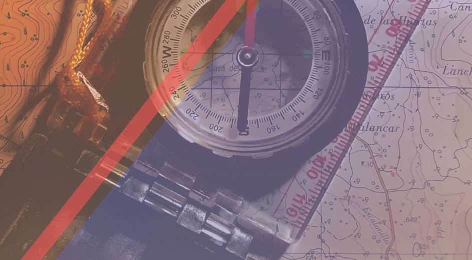 curso navegación y orientación terrestre